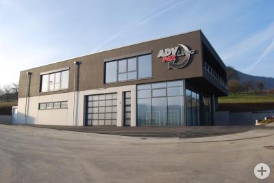Unternehmensgebäude ADV PAX