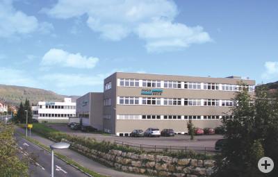 Hugo Beck Firmengebäude