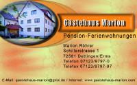 Gästehaus Marion