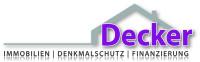 Logo Immobilien Decker
