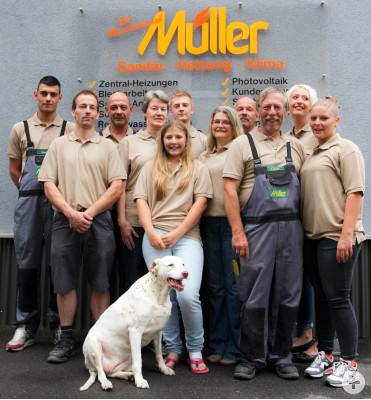 Team Sanheiz Müller Dettingen