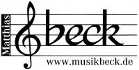 Logo des Musikhaus Beck