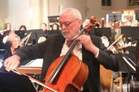Cellist Thomas Lambeck. Foto: Adrian Knauer