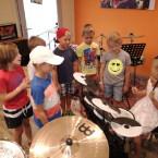 Schlagzeug und Gitarre Workshop