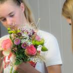 Mit Blumen Freude machen