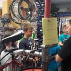 Fahrrad Reparatur-Workshop