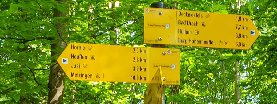 Rundwanderweg Rundum umkämpft – Schillingskreuz