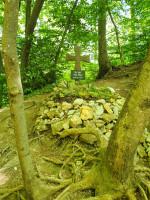 Rundum geblickt - Soldatengrab