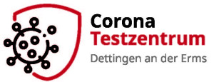Logo Corona-Testzentrum Dettingen